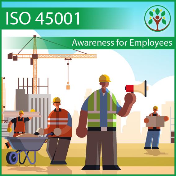 ISO 45001 Online Awareness Training