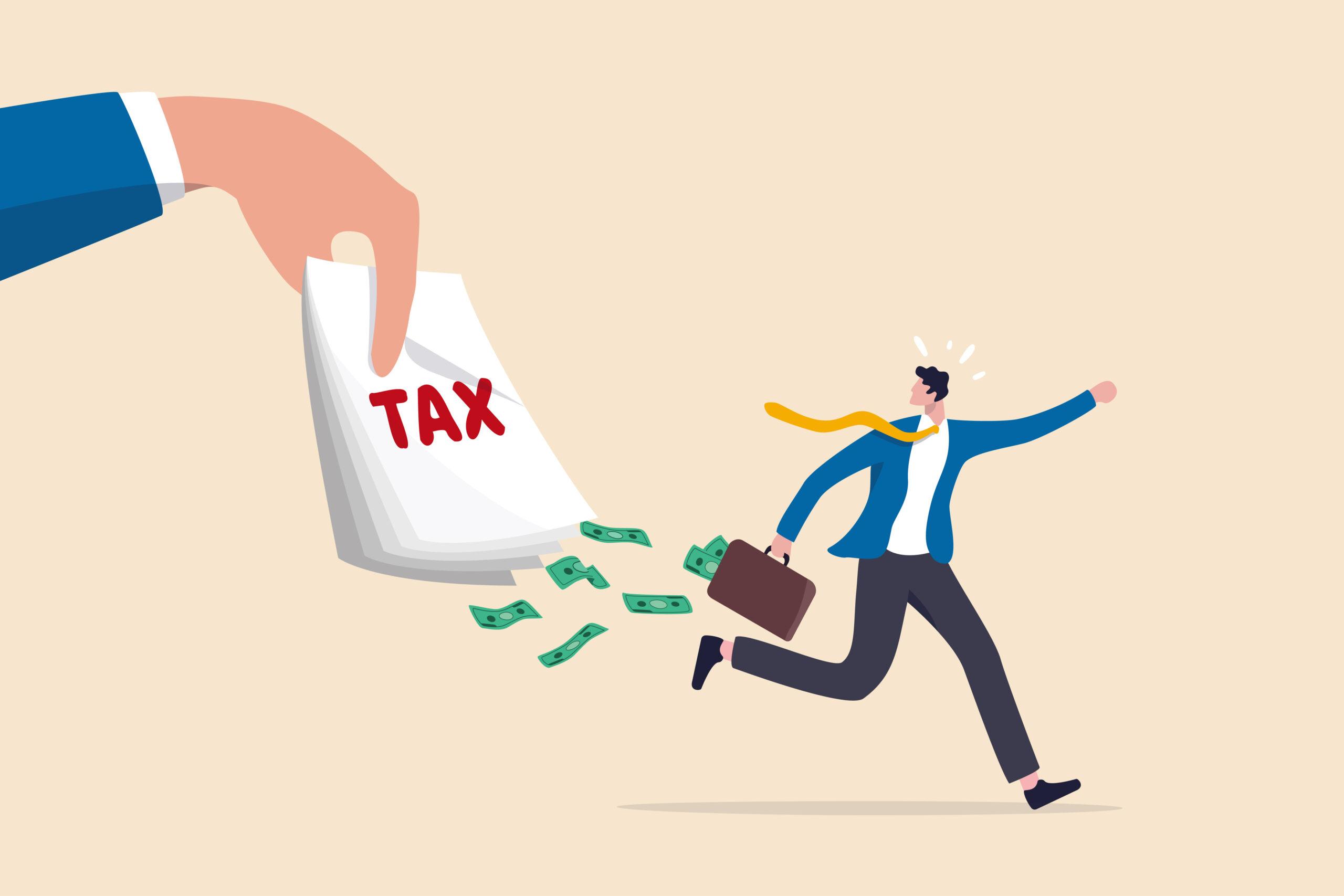 anti tax evasion